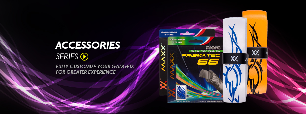 Maxx Badminton Accessories
