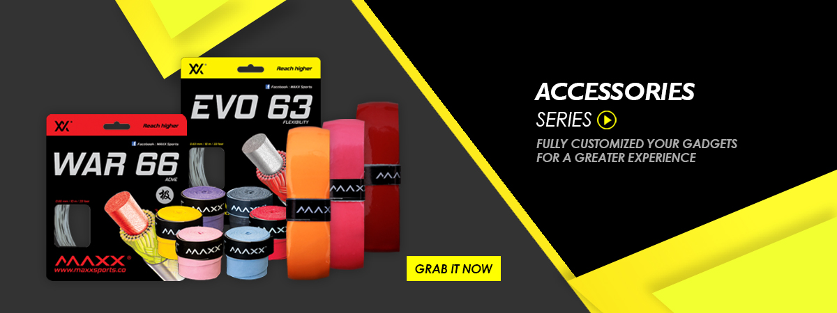 Maxx Badminton Accessories